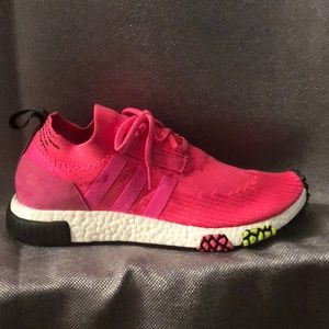 Adidas NMD Racer in Pink men Size 9
